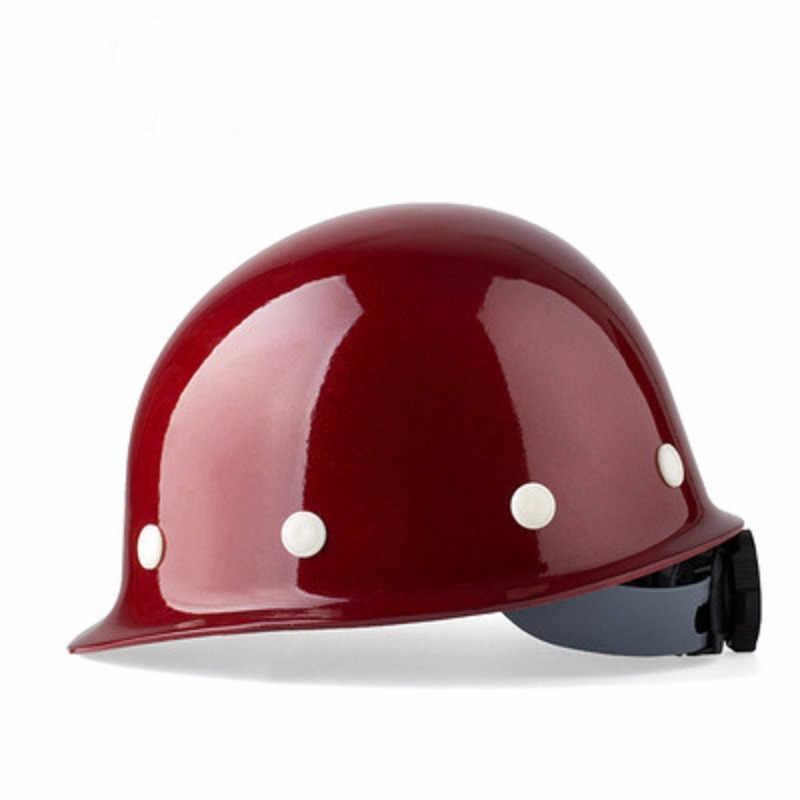 خوذة أمان ABS البناء واقية الخوذات غطاء العمل مكافحة تأثير قوي الحرة طباعة الإنقاذ خوذة العمل قبعة صلبة
