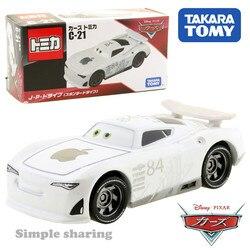 Takara tomy disney cars tomica C-21 j.p. Unidade (tipo padrão) pixer