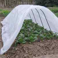 Garden Poly Tunnel Greenhouse Vegetable Fruit Plants Care Cover Metal Frame Protector Roof Panels Foil Hothouse Pest Control Net