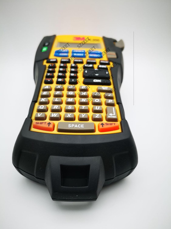 3M Label maschine PL200 handheld label drucker Protable Etikettierer schrumpfschlauch drucker PL-200