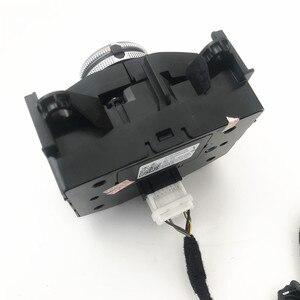 Image 4 - Otomotiv multimedya düğmesi insan makine etkileşimi paneli kablo demeti için uygundur büyük duvar harvard F7 F7X orijinal a