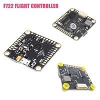 In Stock CLRACING F7 MPU6000 V2 F722 Flight Controller 2 8S 5V/3A BEC 32MB Black Box DIY Accessories Replacement Parts