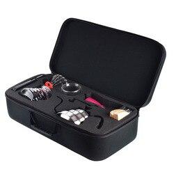 Ecocoffee V60 Caffè Dripper Set Da Viaggio Accessori Per Caffè Rettifica manuale della macchina 600ml Server 100pcs Filtro di Carta