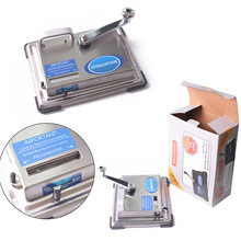 Hand-operated metal cigarette makers, manual smokers, iron makers