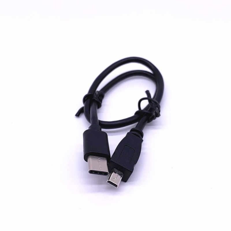 TYPE-C/USB C (USB3.1) à 8 broches caméra et caméscope câble pour Panasonic FX30/FX35/FX37/FX50/FX500/FX7/FX8/FX9/