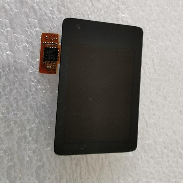 Pantalla LCD de repuesto para Garmin Vivoactive HR, pieza de reparación de conjunto de pantalla táctil con digitalizador LCD y GPS inteligente