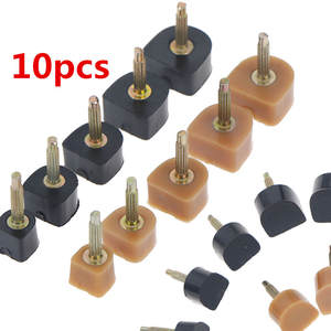 Taps Shoes Stoppers Repair-Tips-Pins Dowel-Lifts-Replacement Heel Protect 10pcs for Women