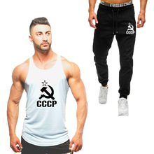 2Pcs/Set Mens Tracksuit Gym Fitness Compression Sports Suit Clothes Running Jogging Sport Trousers Pant Exercise Workout Tights