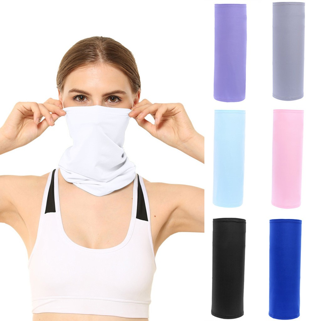 Multifunction Headband Scarf Neck Protector Face Outdoor Fishing Hiking