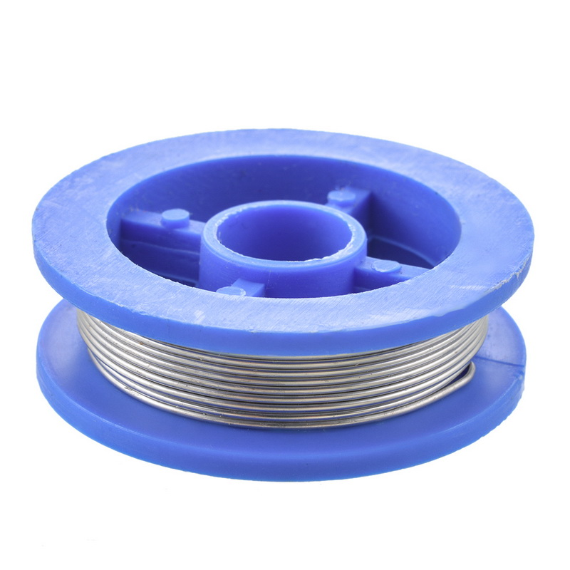 0.8mm Solder Wire Tin Lead Rosin Core Approx. 38x11mm Flux Content 2.0% Welding Repair Tools For Electrical Soldering