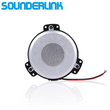 1 PC Sounderlink tactile transducer mini bass music shaker bass vibration speaker for home theater sofa car seat