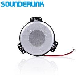 Sounderlink transdutor tático mini bass, musical, baixo, vibração, para home theater, sofá de assento de carro, 1 peça