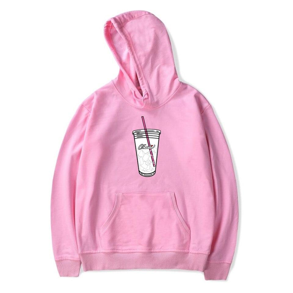 Charli Damelio Merch Print Ice Coffee Splatter Hoodie Women Men Sweatshirt Harajuku Hoodies Long Sleeve Tracksuit Pullover Womam 15