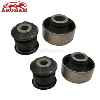 51391-SEL-T01 51392-SEL-T01 4Pcs Front Lower Control Arm Bushing For Honda JAZZ/FIT CITY CITY ZX 2002-2008