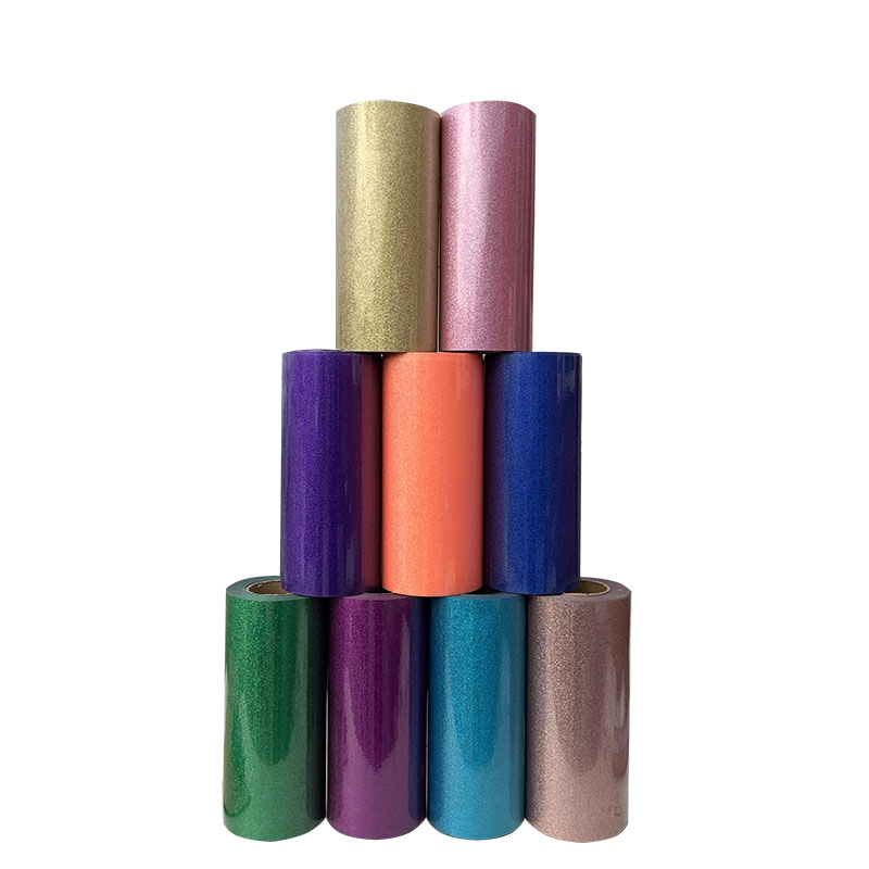 Fast Free shipping DISCOUNT 6 pieces of 30cmx300cm Glitter vinyl for - Home Decor