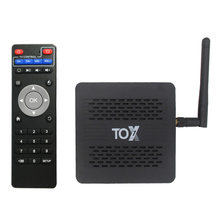Szbox 2020 novo tox1 amlogic s905x3 android 9.0 caixa de tv 4gb 32gb conjunto caixa superior 2.4g 5g wifi bluetooth 1000m 4k tvbox vs x96 max plus