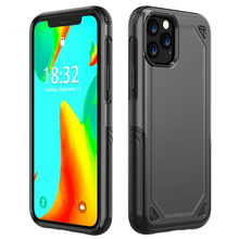 for iPhone 11 11R Case/XIR 2019 Case Stylish Dual Layer Hard PC Back Full Body Protective Shockproof Slim Cover