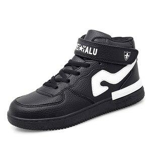 Image 2 - Kinderen High Top Airforce Schoenen Kinderen Sport Schoenen Voor Running Nieuwe Mode Casual Schoenen Voor Grote Jongens En Meisjes schoenen Sneakers
