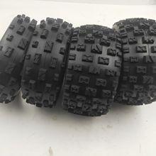 Передние размеры 170x60 и задние размеры 170x80 Нобби покрытие для шин набор для 1/5 HPI Rovan km baja 5b rc автозапчасти