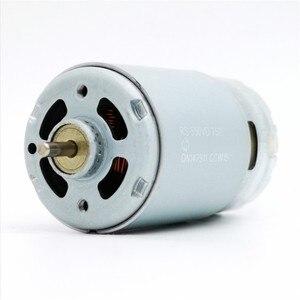 Image 5 - ل Mabuchi RS 550VC عالية عزم دوران المحرك RS 550VC 7527 RS 550VC 8518 العامة