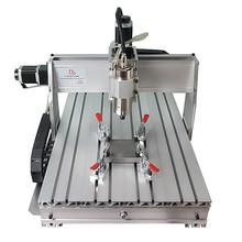 4 Stks/partij Graveermachine Klem, Druk Apparaat, Tang, Houtbewerking Houder, aluminium Klem Plaat Voor Cnc Freesmachine