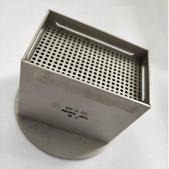 цена на BGA Machine Nozzle 30x45mm bga rework station nozzle For phone i5 i7 chips ic repair hot air nozzle