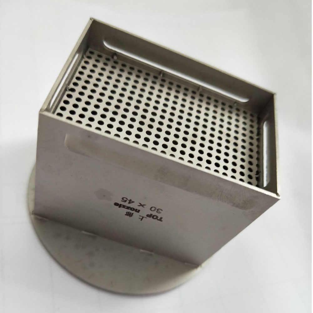 BGA Maschine Düse 30x45mm bga rework station düse Für telefon i5 i7 chips ic reparatur heißer luft düse