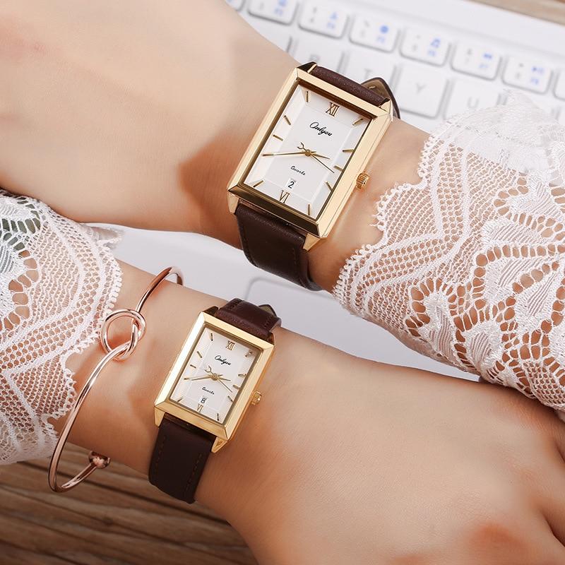 Top Brand ONLYOU Lovers Couples Quartz Luxury Men Watch With Date Women Valentine Gift Clock Watches Ladies Unisex 30m Waterproo