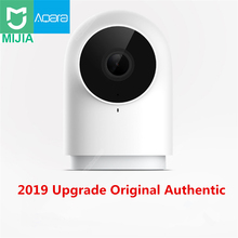 Xiaomi Aqara In Stock New Smart Network G2 Camera Gatway Edition 1080p 140 Wide Angle Night Vision Zigbee Version Wifi IP Camera цена