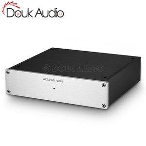 Image 1 - Douk אודיו גרמניה הכפול MM MC Phono פטיפון HiFi Preamp נע מגנט LP ויניל מראש מגבר