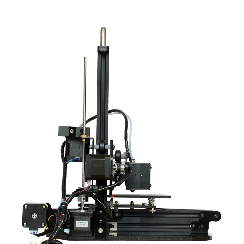 Tronxy X1 3d printer DIY kit Auto Leveling sensor High Precision Education desktop aluminium profile 3d Imprimante X1 3d Machine 3
