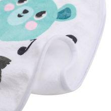 Детское одеяло-Ростомер с изображением лисы для новорожденных Фото фон мягкий ежемесячный рост пеленание обертывание для младенцев реквизит для фотосессии наряды