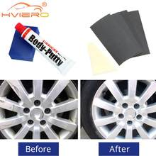 Lakier samochodowy głębokość powierzchni usuwanie zarysowań skóra bieżnik opony do pielęgnacji lakieru naprawa samochodów usuń farba do zarysowań Cleaner polish Wet Wax Tools