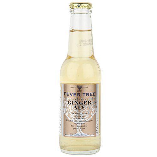 Ginger Ale Cl 20 Fever Tree