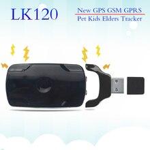 LK120 мини gps трекер Водонепроницаемый устройство слежения в реальном времени GSM GPRS gps локатор с энергосберегающей светодиодный вспышкой Дистанционно управляемый