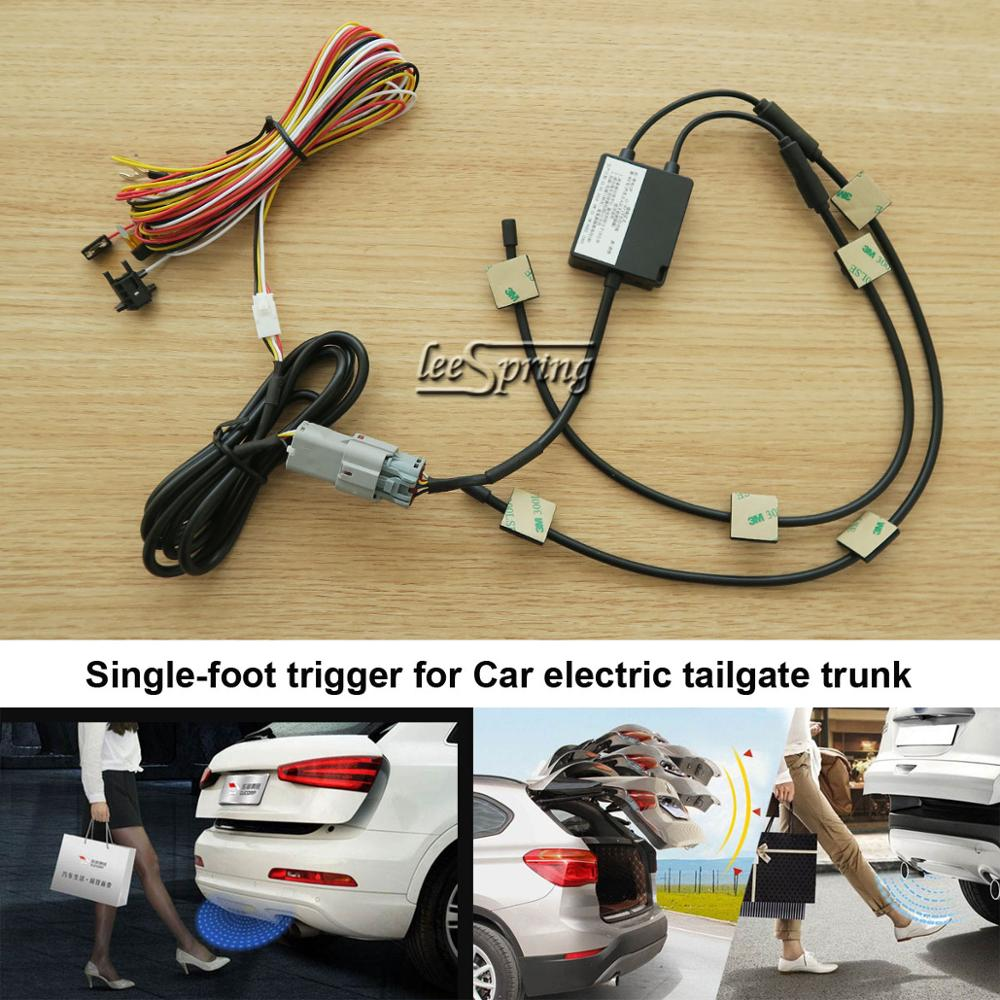 Easy Opening System Smart Car Foot Sensor Module For The Tail Gate