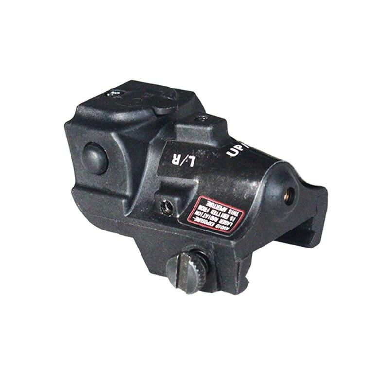 Built in Rechargeable Pistol Airsoft Red Dot Green Laser Pointer Sight for Glock 17 Laser Colt 1911 Self Defense Gun Laser-5