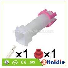 5 conjuntos vw 1pin compressor condicionador de ar adaptador 813 972 925 cablagens cablagens combinando conector ac 813972925