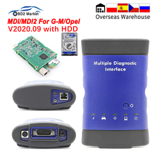 Diagnostic-Interface Gm Mdi OBD2 MDI2 GDS2 Tech2win Opel Auto-Tool 2-Wifi for Multiple