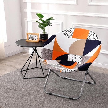 Get Spandex Moon Sauce Unique Chair Cover 12 Chair And Sofa Covers