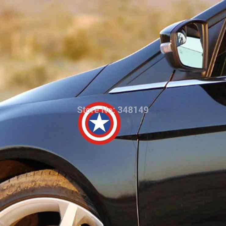 Aliautoรถ-จัดแต่งทรงผมสติกเกอร์รถถังน้ำมันเชื้อเพลิงรถจักรยานยนต์สำหรับรถจักรยานยนต์Volkswagen Polo Golf Peugeot 206 Opel