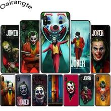 Joaquin Phoenix joker movie Soft Silicone phone cover case for
