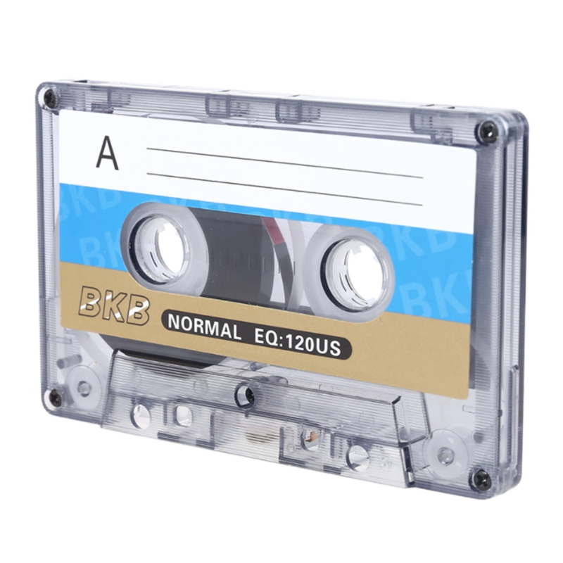 652E 1PC Music Repeater Tape Blank Record Tape For Speech Music Recording Tape