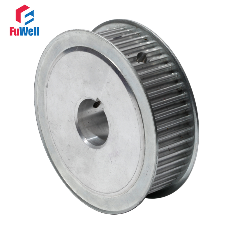 B Type Pulley Double V Groove Bore 24mm OD 80mm for B Belt Motor