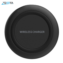 Wireless Charger Qi Certified  Charging Pad for iPhone X,8/8 Plus,Galaxy S9/S9Plus/S8/S8 Plus/S7/S7 Edge/Note 8/Note 5
