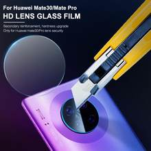 Rear Camera Lens for Huawei Mate30 Pro Glass Protective Camera Len for Huawei Mate 30 Screen Protector Lens Film Set(China)
