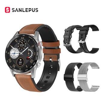 2020 SANLEPUS ECG Smart Watch Bluetooth Call Smartwatch Men Women Sport Fitness Bracelet Clock For Android Apple Xiaomi Huawei 21