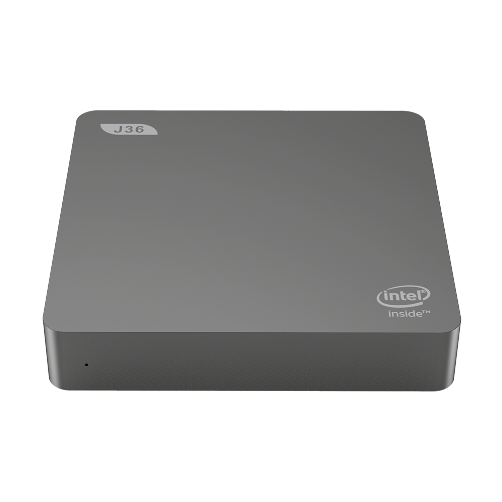 J36 Intel Celeron J3160 Windows10 Mini Computer  4GB 64GB Support M.2 SSD Dual Band WiFi BT4.0 USB3.0 HD+VGA Dual Output Mini Pc