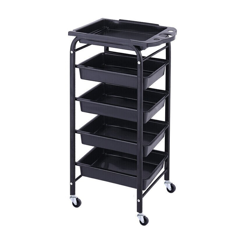 Beauty Carts Special Offer Clearance Hairdressing Tools Car Beauty Salon Stroller Hair Salon Barber Shop Hot Dyeing Cart