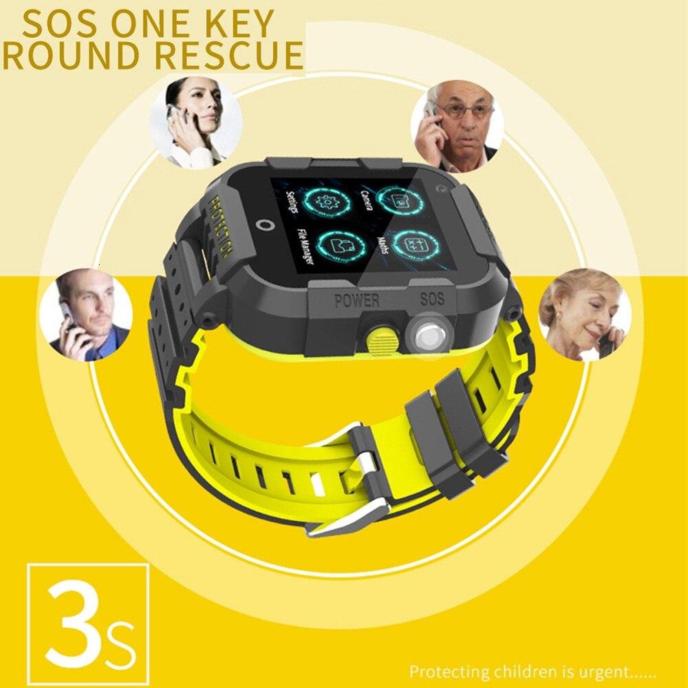 df39 relogio inteligente criancas 4g gps tracker 04